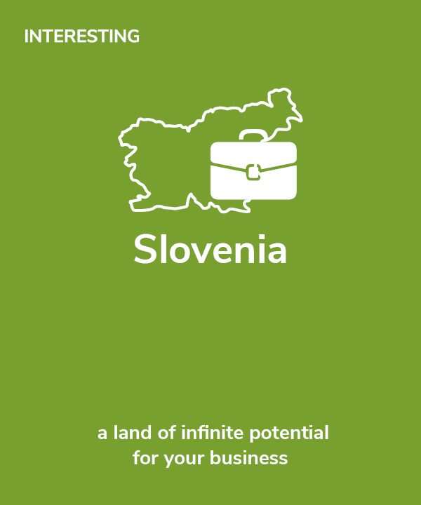 Interesting - Slovenia a land of infinite potential for your business