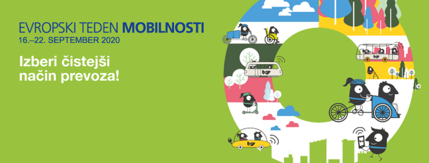 Cover photo of European Mobility Week