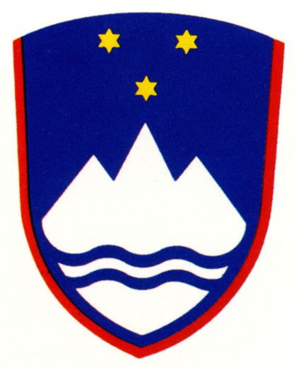 Coat of arms of the Republic of Slovenia